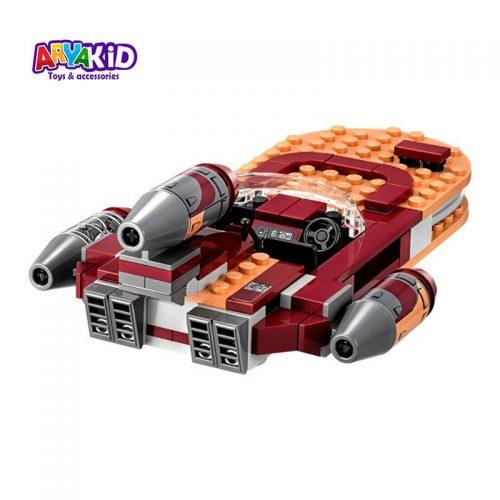 لگو لنداسپیدر ۱۴۹ قطعه سری LEGO Star Wars2