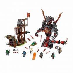 لگو مبارز آهنی ۷۰۴ قطعه سری LEGO Ninjago