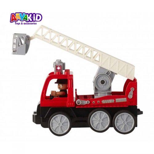 ماشین آتشنشانی کنترلی Revell3