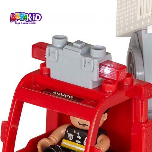 ماشین آتشنشانی کنترلی Revell5