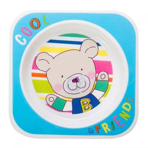ظرف غذاخوری کودک طرح خرس روتو