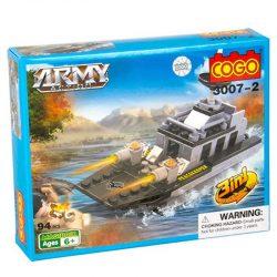 لگو ناو جنگی COGO مدل ۲-۳۰۰۷