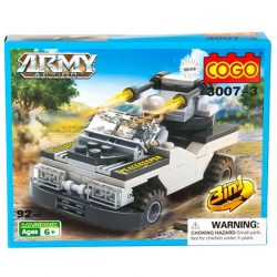 لگو ماشین جنگی COGO مدل ۳-۳۰۰۷
