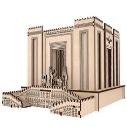 پازل سه بعدی ۷۶ تکه کاخ دروازه ملل