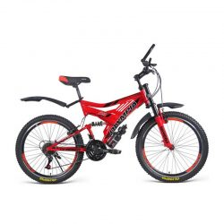 دوچرخه کوهستان المپیا سایز ۲۴ مدل HUMMER