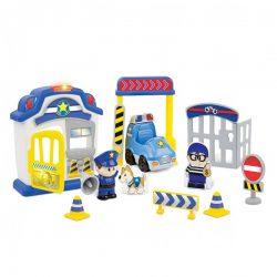 اسباب بازی ایسگاه پلیس WINFUN