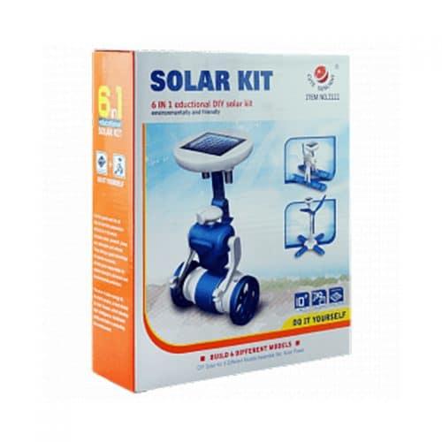 سولار کیت ۶ کاره خورشیدی
